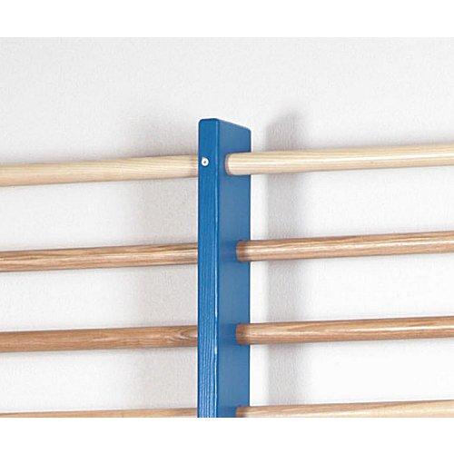 sprossenwand 200 x 180 cm runde sprossen ohne leerfeld komplett montiert sprossenwand. Black Bedroom Furniture Sets. Home Design Ideas