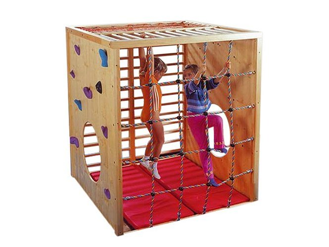 sprossenwand f r kinder kinderzimmer. Black Bedroom Furniture Sets. Home Design Ideas